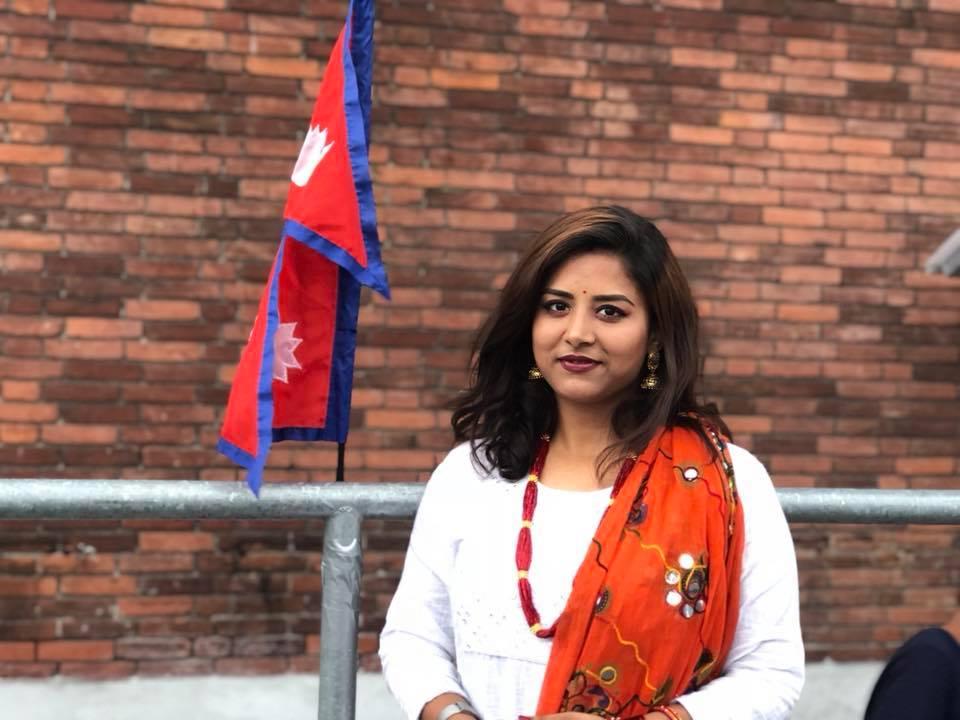 Sushma Cetri sen, Nepal