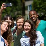 radboud-students-selfie