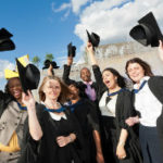 lsbu-graduation-students-celebrating